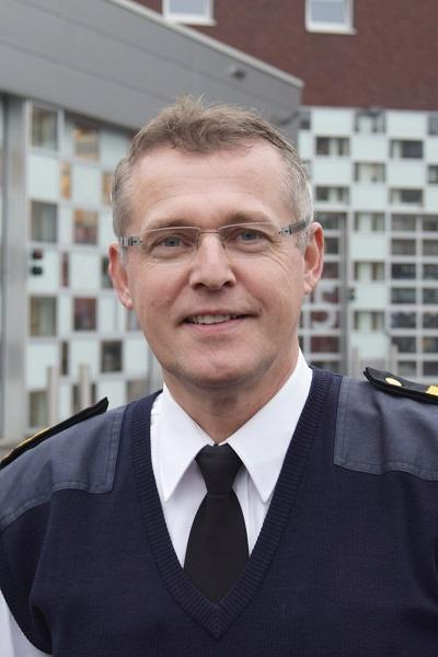 Directeur Anton Slofstra