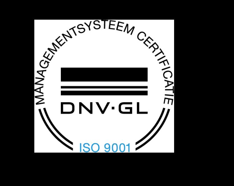 Logo ISO Certificering