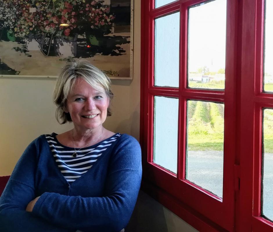 Anja Verbeek, voorzorgverpleegkundige